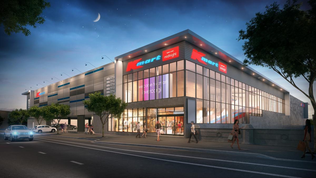 Developer: Kmart mall not CBD precinct rival   Otago Daily