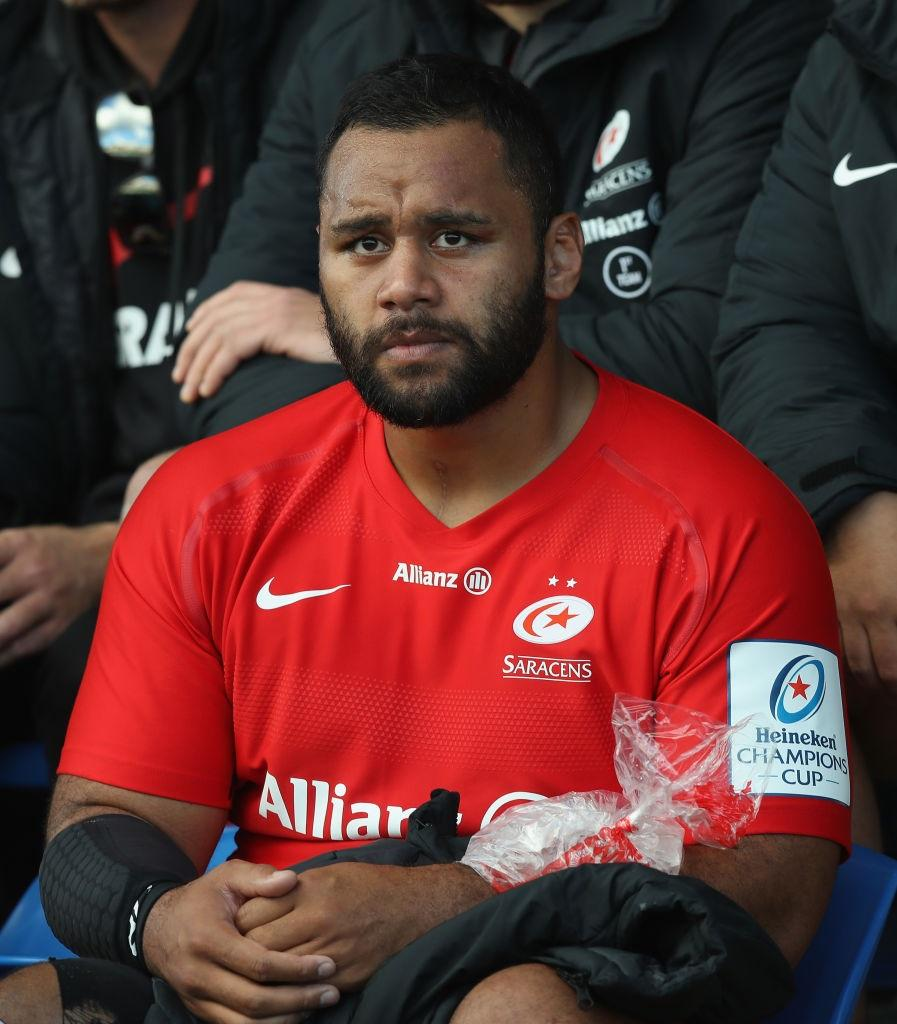 Vunipola to miss All Blacks clash
