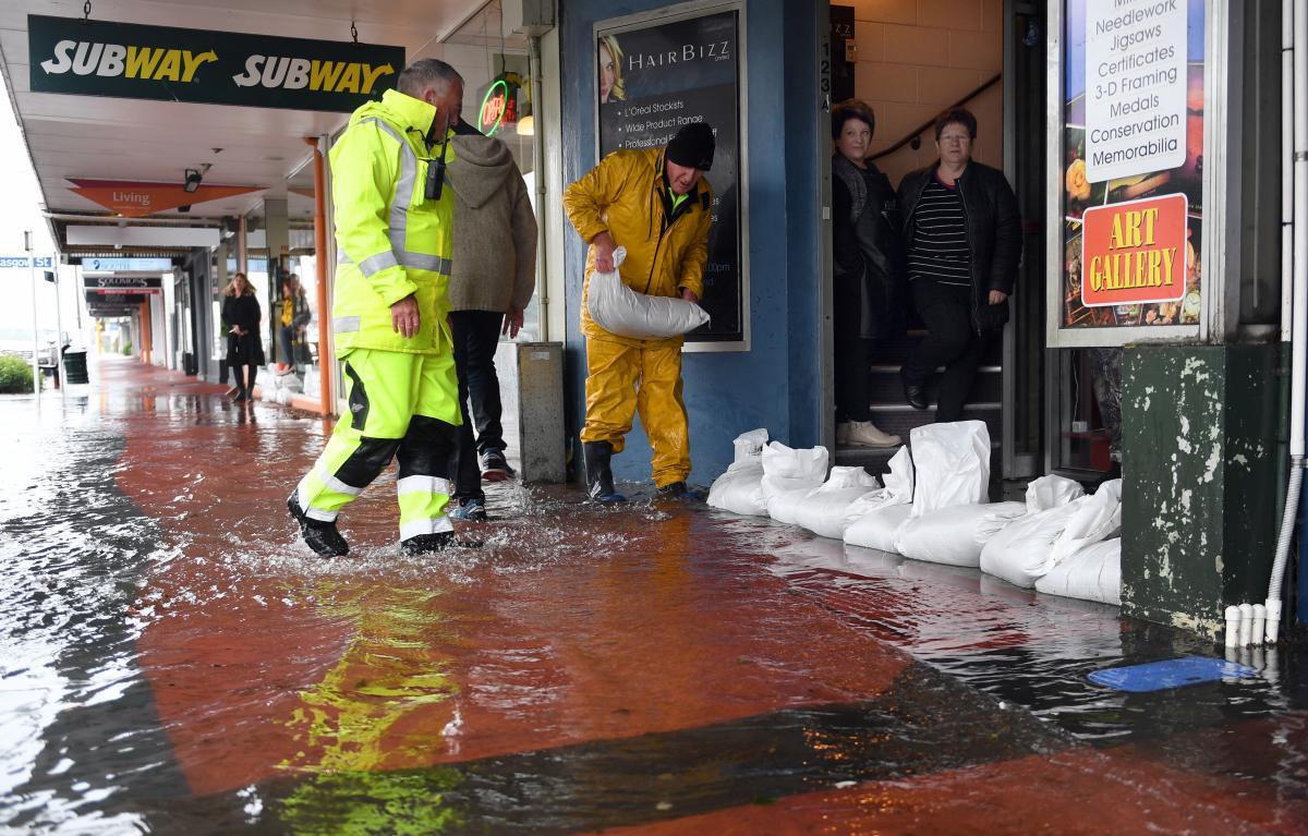 Dunedin still at risk in extreme weather: audit