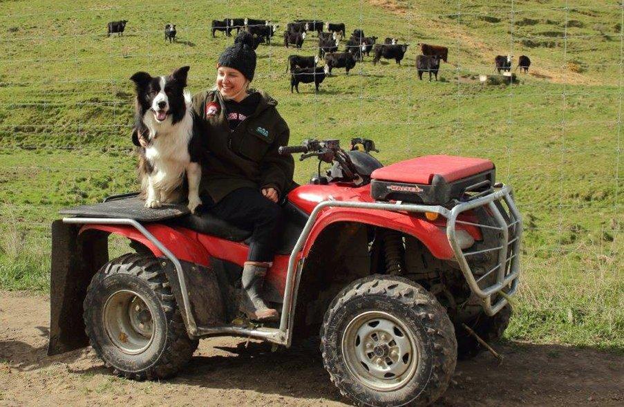 Genetic expert loves being back on farm