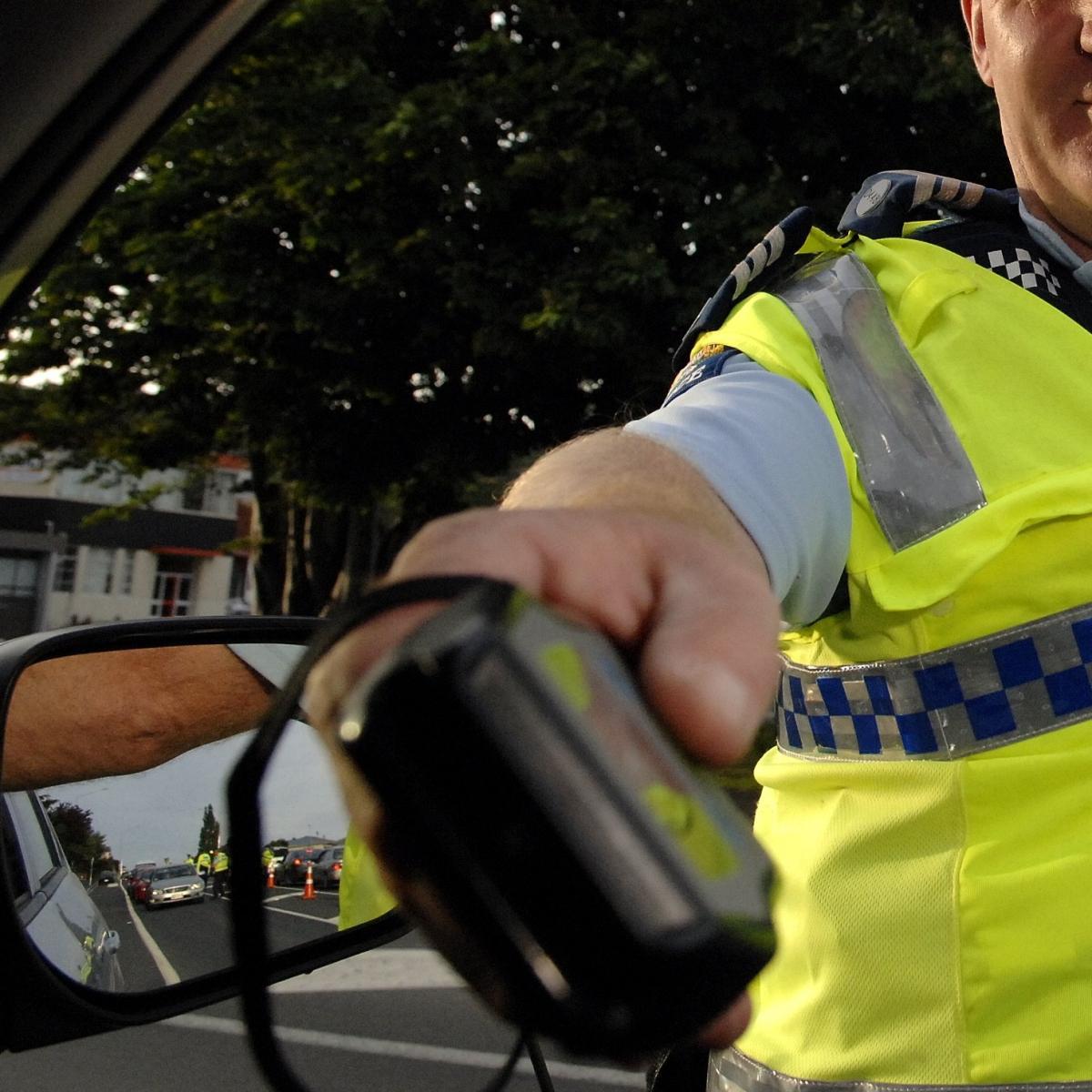 Drink-drivers nabbed in Dunedin blitz