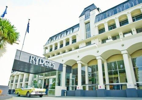 Half of Rydges hotel to close for strengthening work