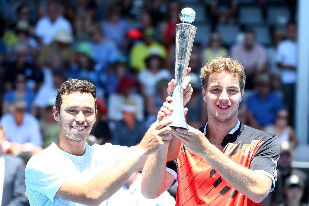 Former Queenstown player wins doubles final