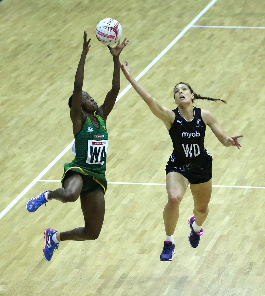 Silver Ferns edge SA in extra-time thriller