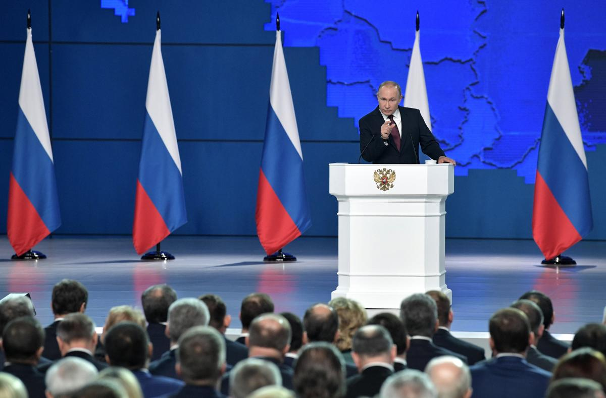 Putin warns US over missiles in Europe