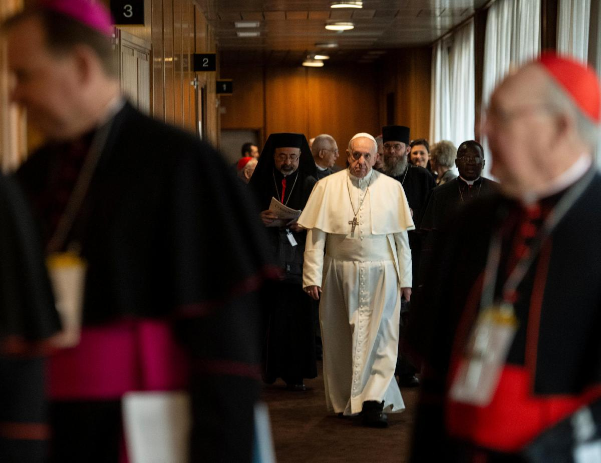 Catholic Church seeks to fix 'systematic failures'