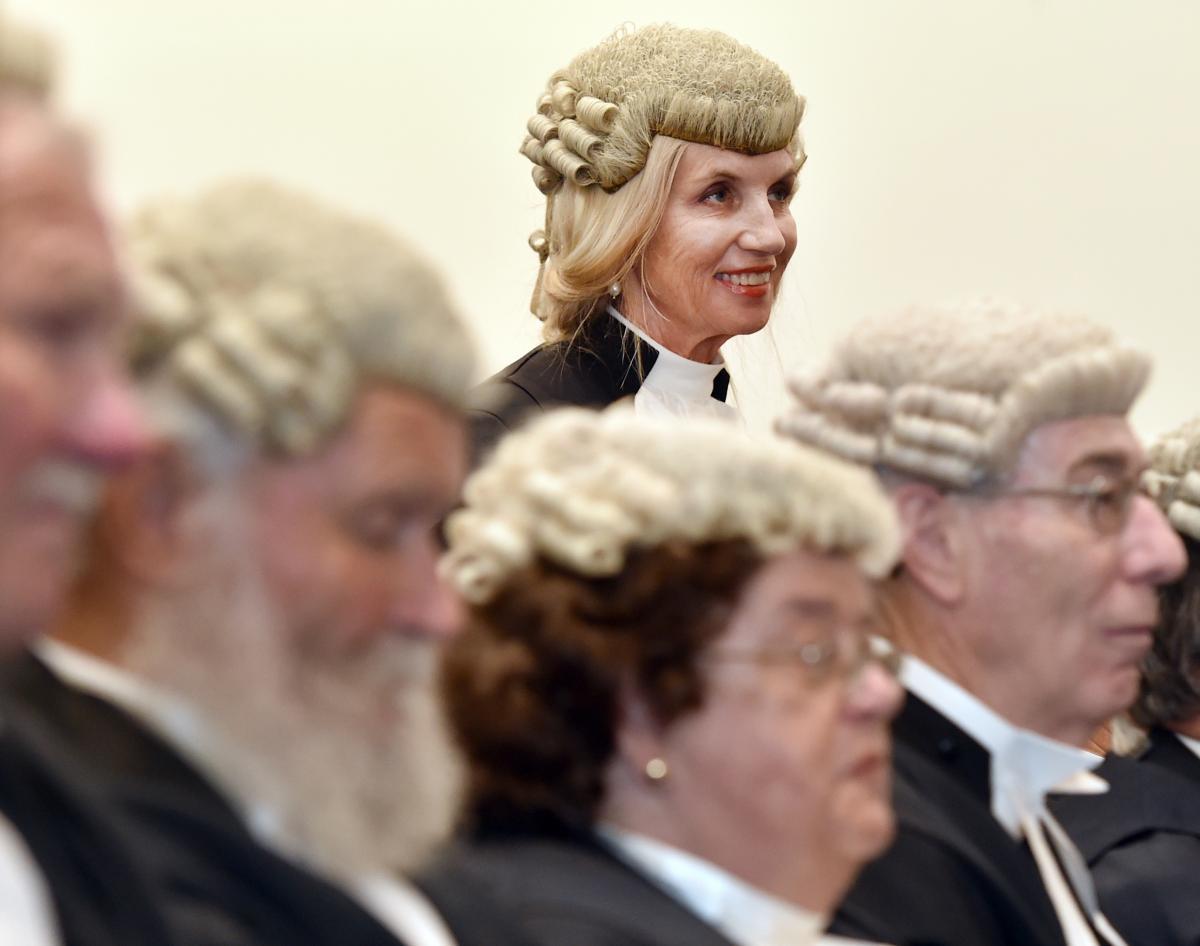 Stevens among legal elite