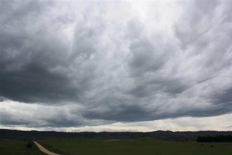 Heavy rain, cold snap on the way for South