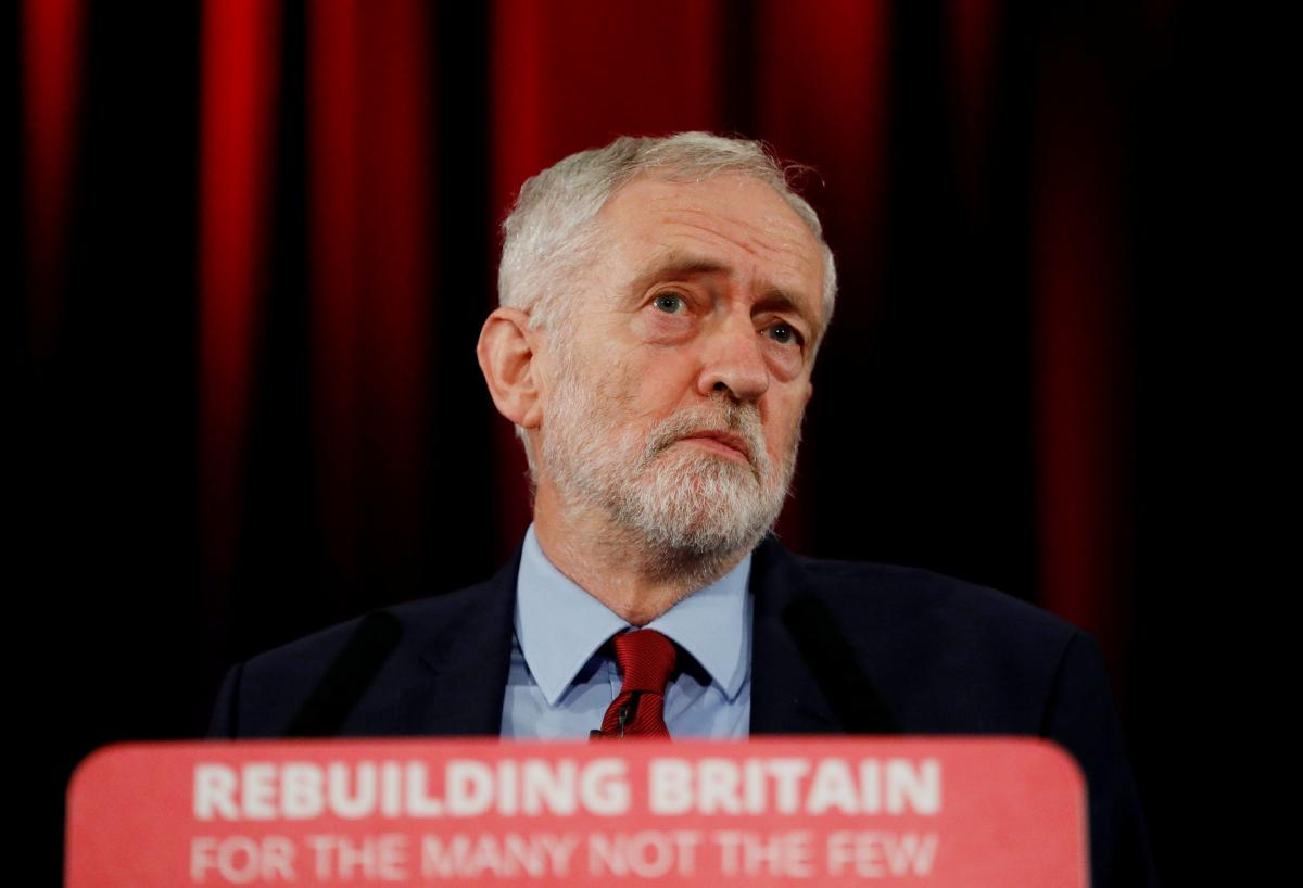 Corbyn open to second Brexit referendum