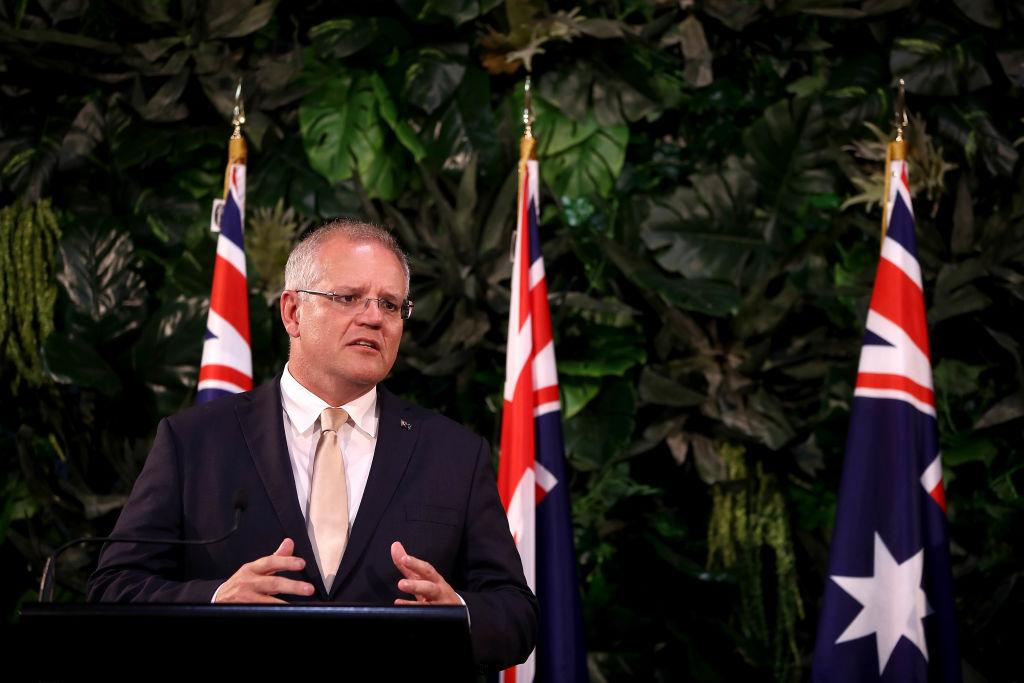 NZ mosque shooting suspect Australian: Aust PM