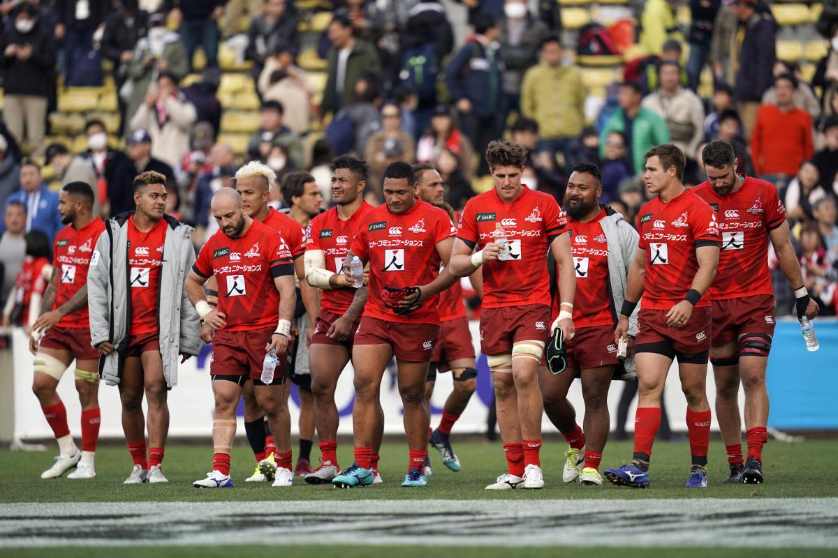 South Africa thought to be behind Sunwolves' demise