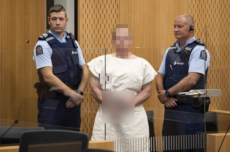 Christchurch mosque terror: Accused killer smirked in court
