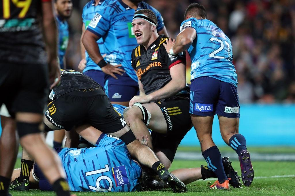 Retallick gives ABs injury scare