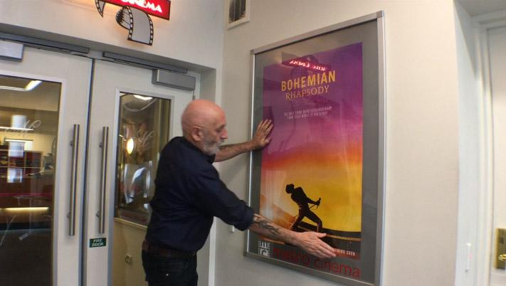 Queen biopic clocks up screenings at Dunedin cinema