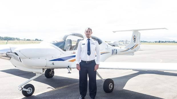 Brother remembers harrowing news of pilot's death