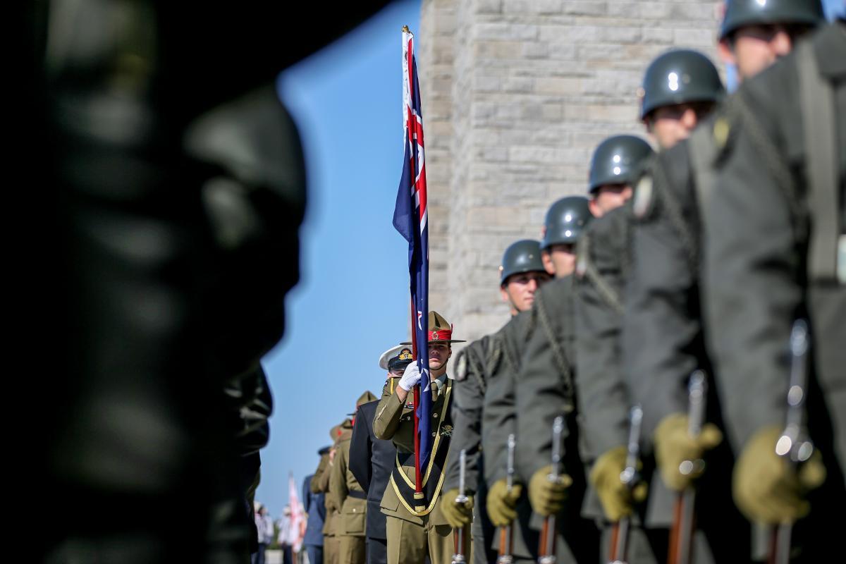 Gallipoli service felt 'unbelievably safe'