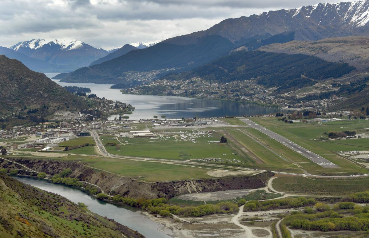 Key is for Wanaka to service own customer base