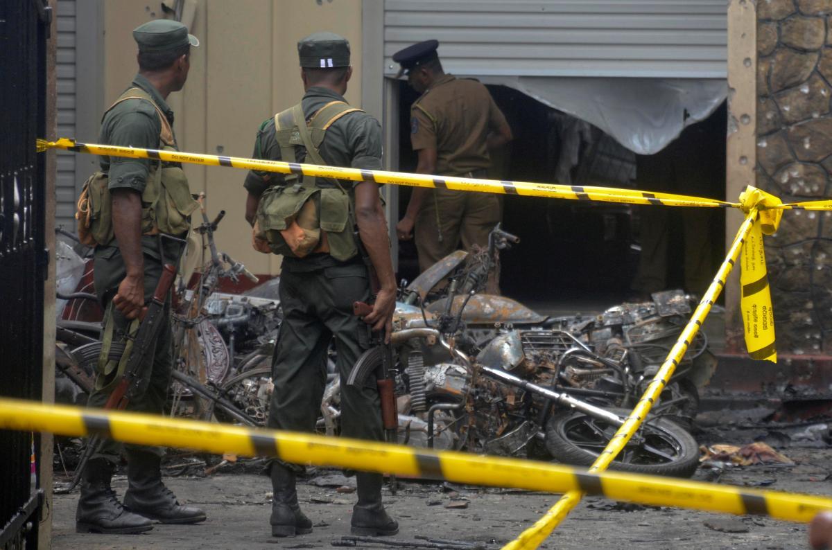 More than 200 killed in Sri Lanka Easter Sunday bombings