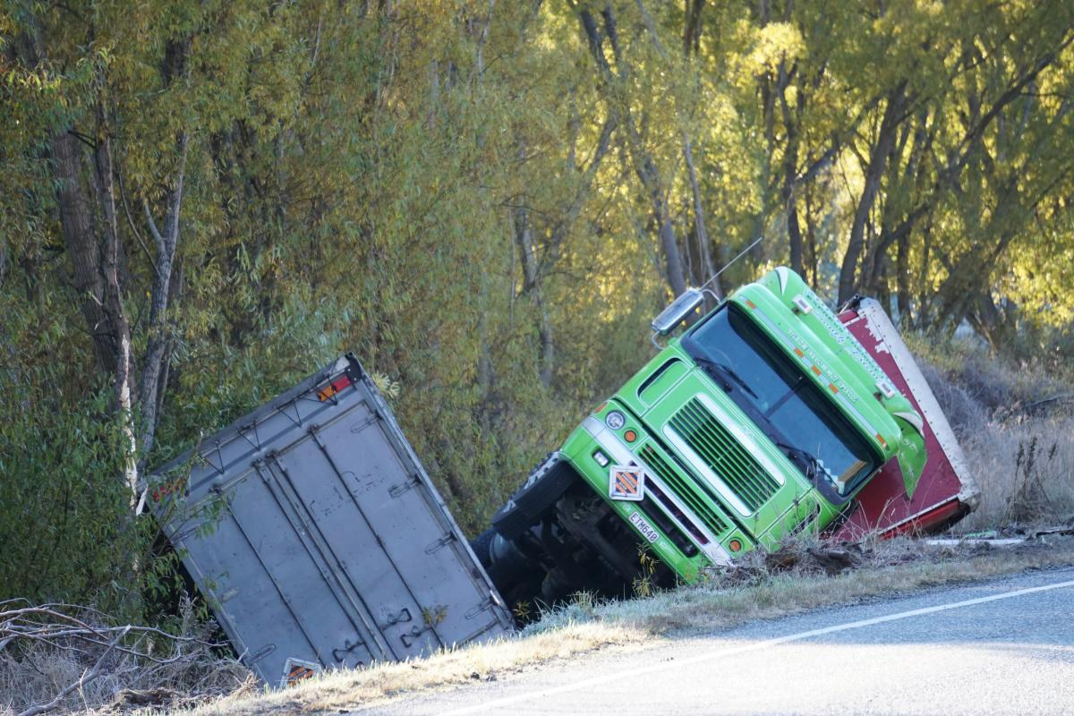 6th crash for CO freight company