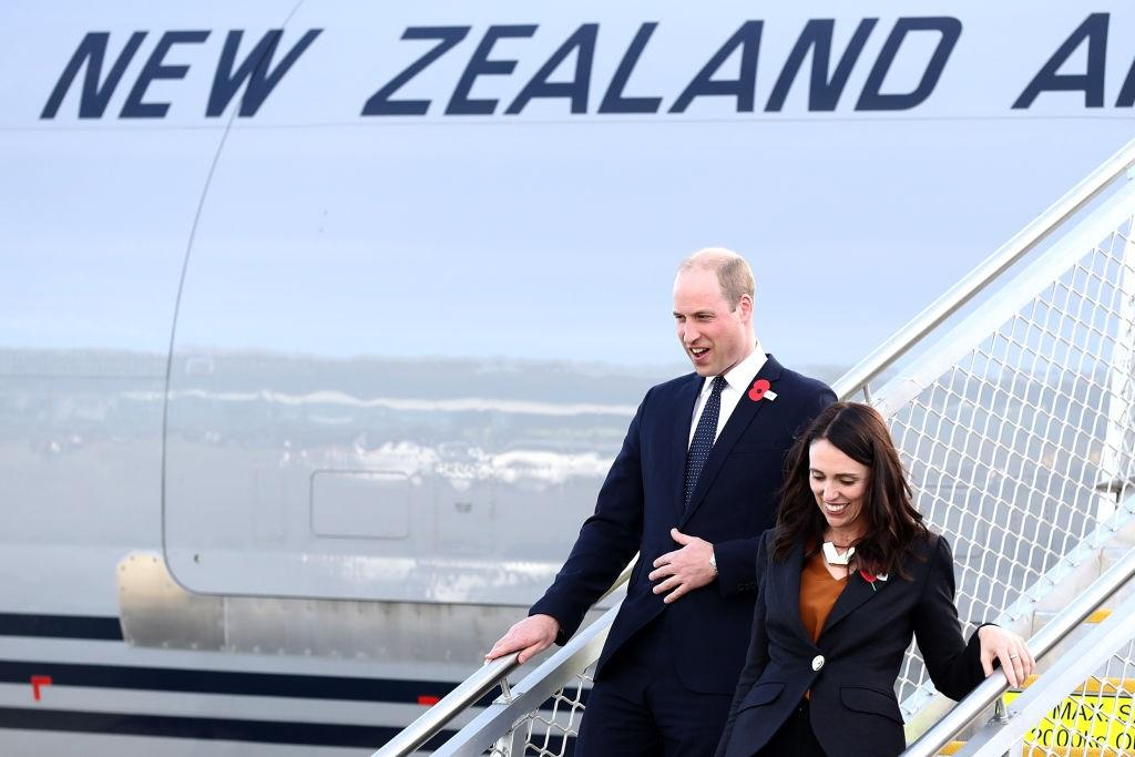 Prince and PM in Christchurch after Anzac service