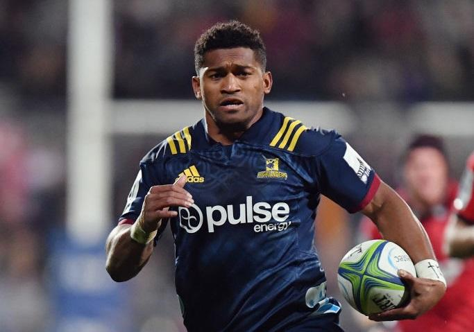 Naholo back for Cape Town clash with Stormers