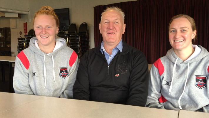 Balclutha family celebrate generations of rugby