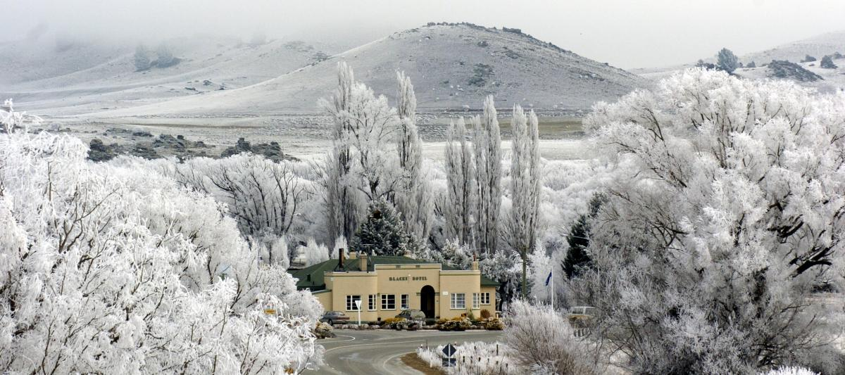 Think today was cold? Looking back on NZ's coldest day