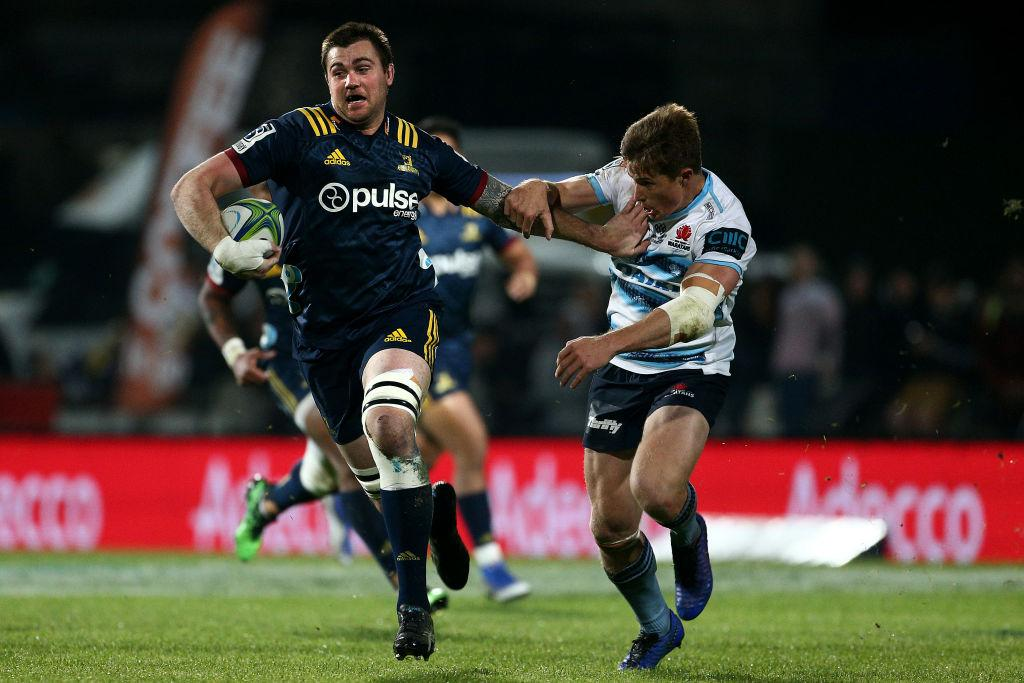 Emphatic win for Highlanders