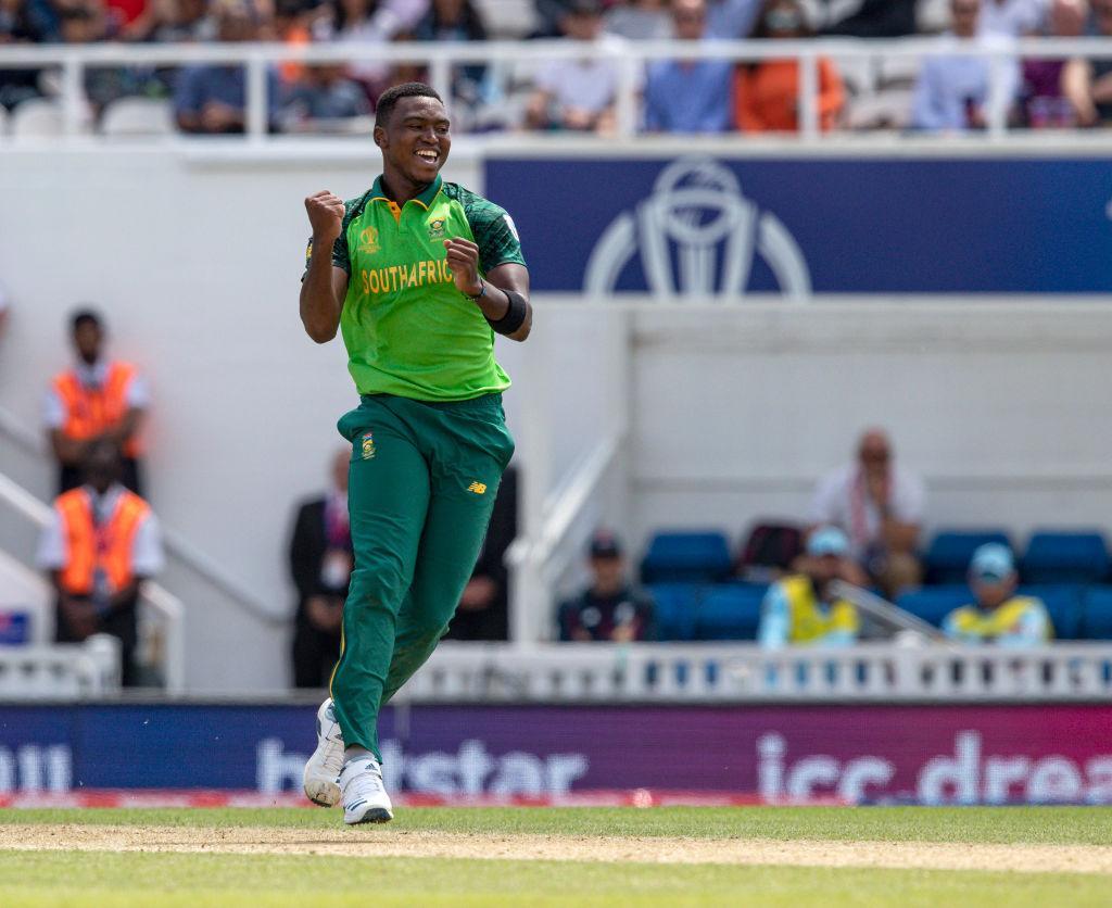 Ngidi set to return for NZ clash