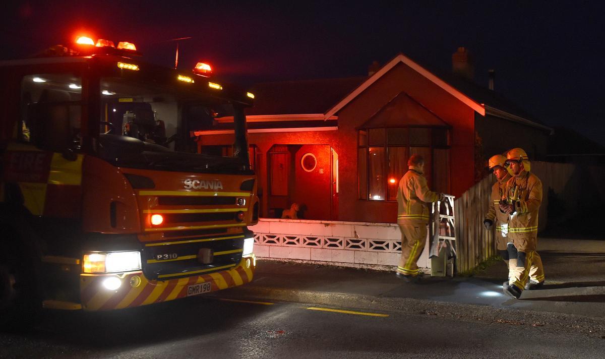 One hospitalised in St Kilda fire