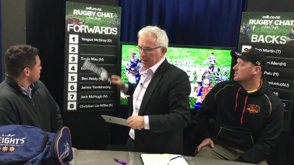 Rugby Chat: Bell, O'Brien going above and beyond