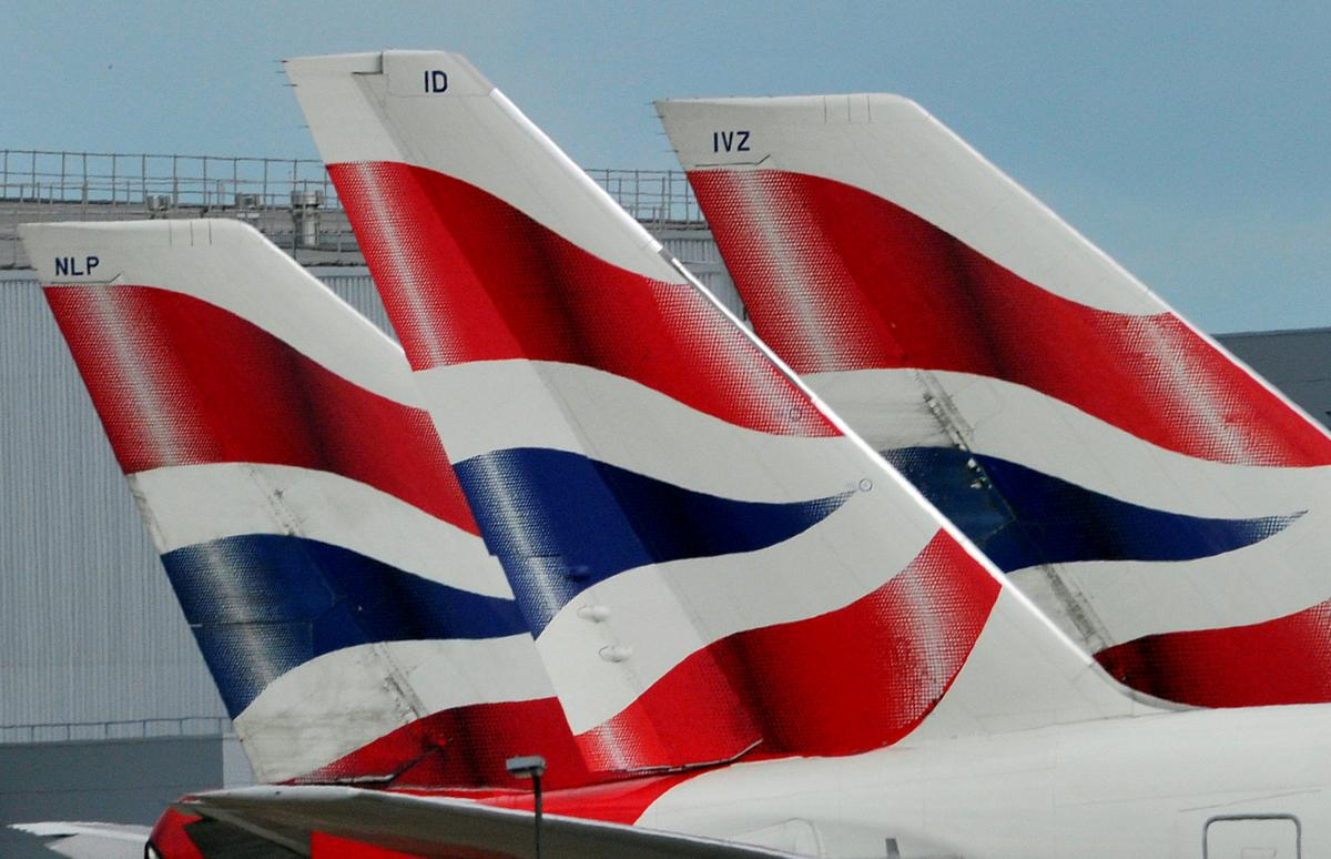 British Airways suspends Cairo flights