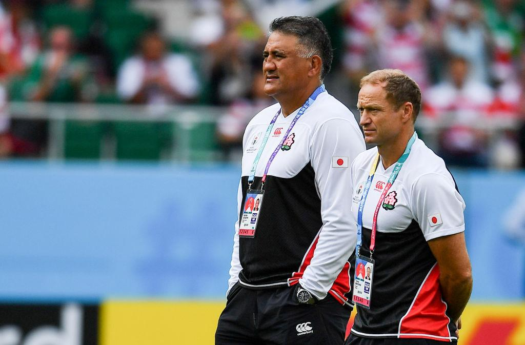 How Jamie Joseph helped Japan upend world rugby