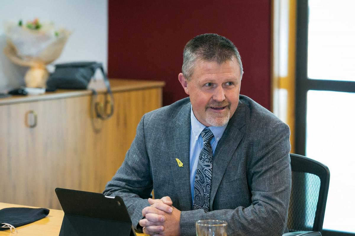 New deputy hails from Hanmer - Otago Daily Times