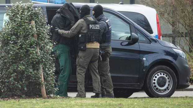 Far-right German group inspired by events of March...