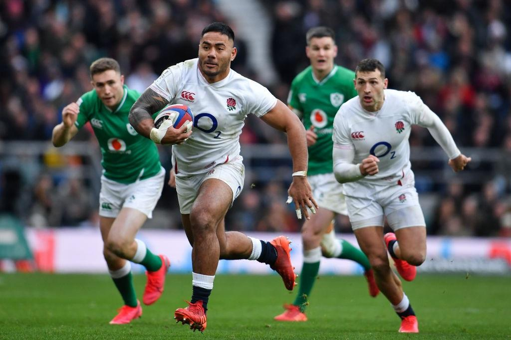 England claim comprehensive win over Ireland