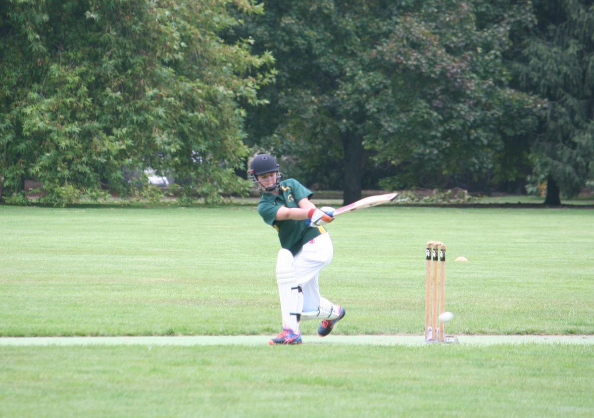 Girls win on domain wicket