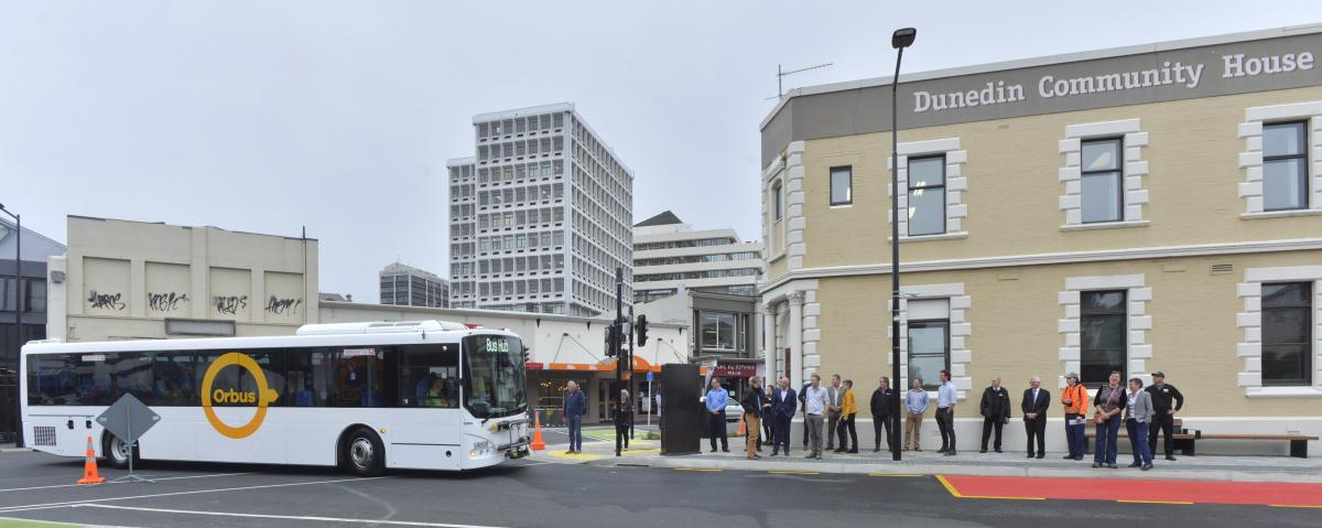 Bus rides now free, reduced timetables soon