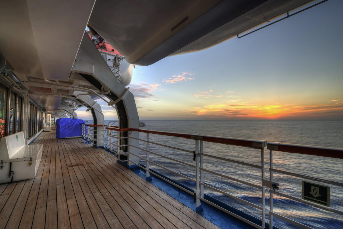 Reefton group stuck on cruise returns to NZ