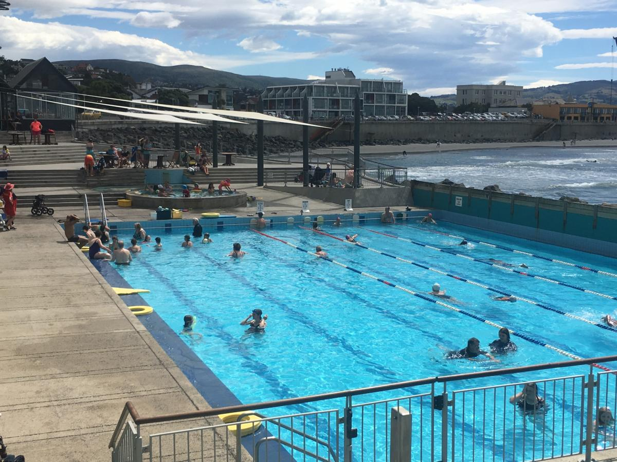 Council Asked To Extend Hot Salt Water Swimming Season