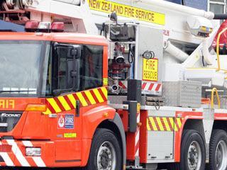 One hurt after air compressor explodes