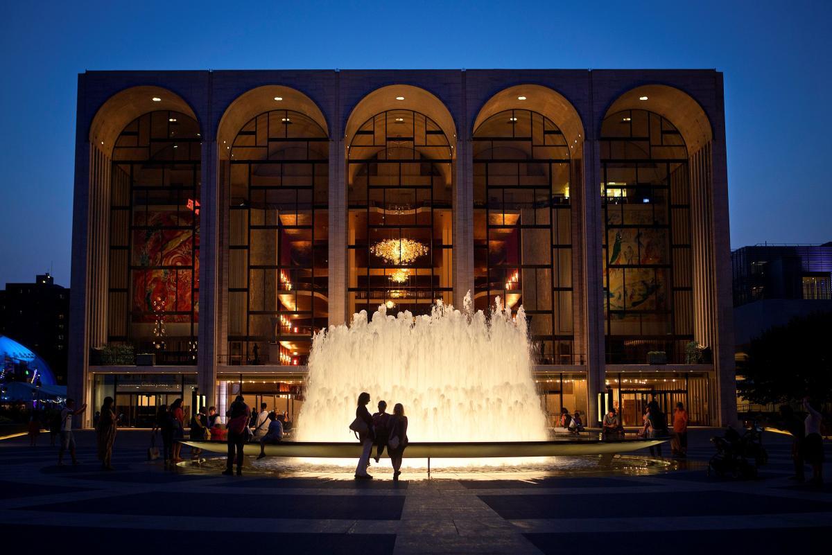 Met Opera closed till New Year's Eve