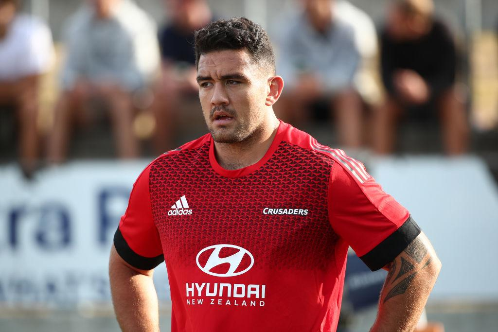 Crusaders star joins fight against racism