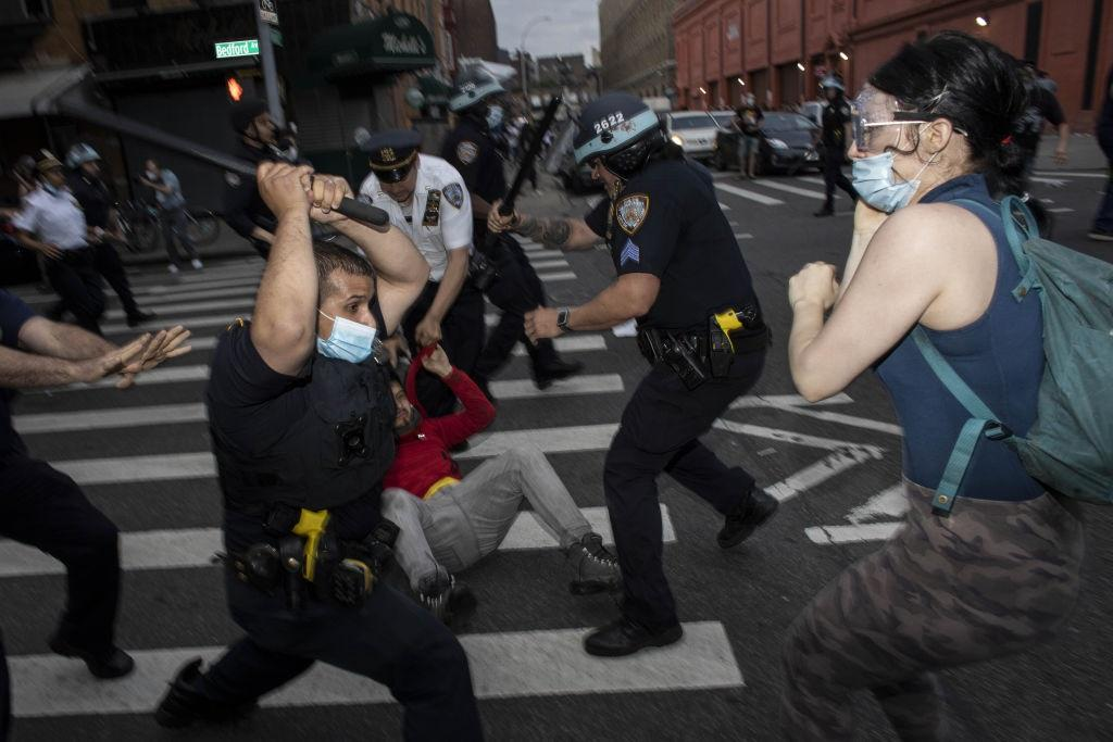 Cities brace as protesters rage against police brutality