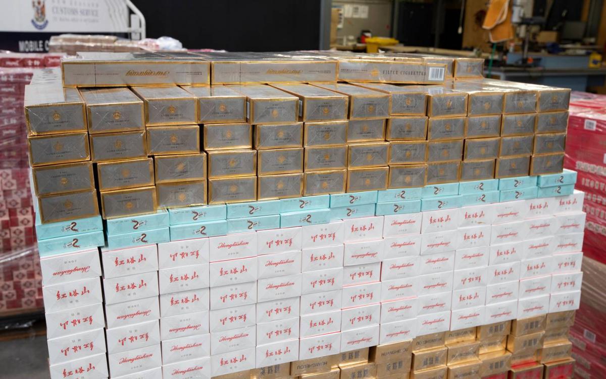 $18.7m cigarette smuggling case: Businessman jailed