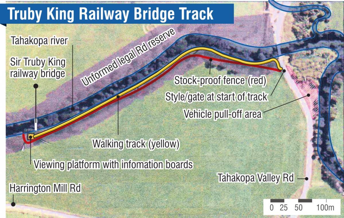 Bridge granted NZ Heritage List status