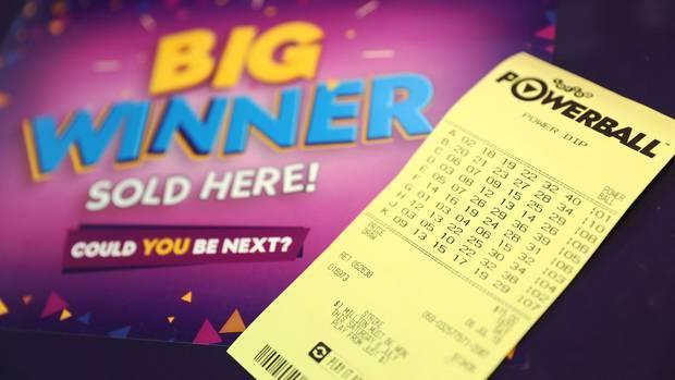 Lotto jackpot: Woman's trip for milk bags family $7.3m