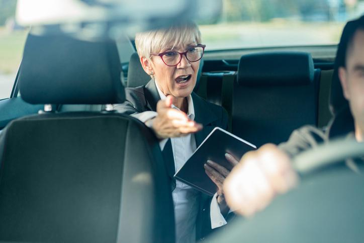 Back seat drivers more useful than some might think - study