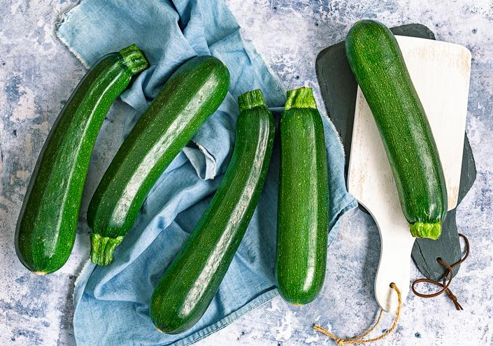 Courgette prices jump to all-time high