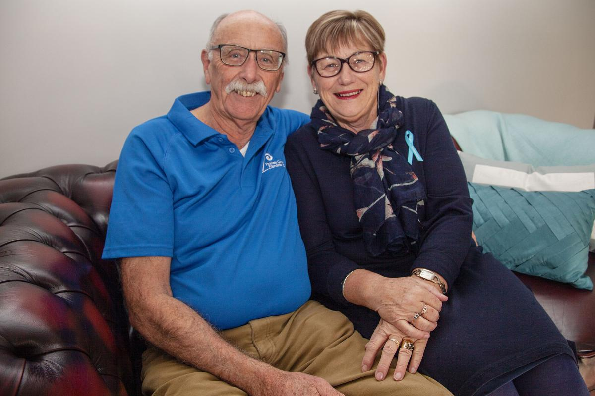 Prostate cancer: Dedicated support group started